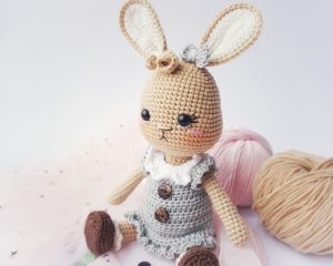 Amigurumi choco the Bunny Pattern