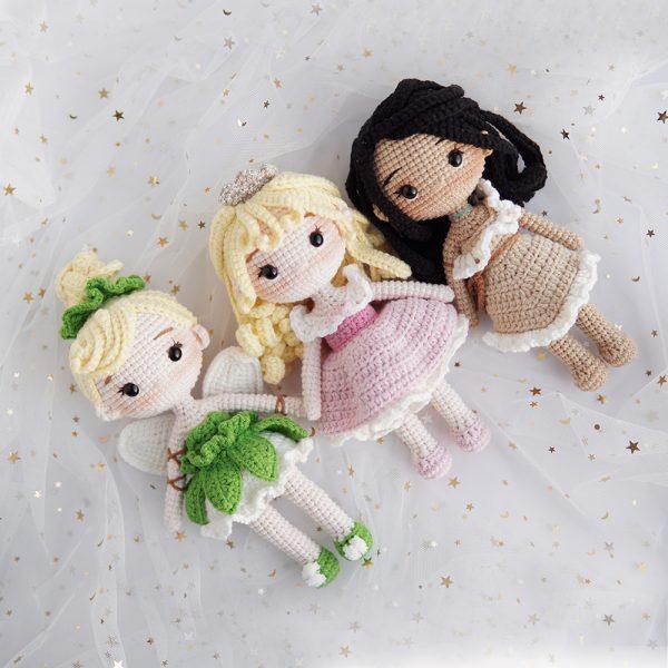 princess-disney-amigurumi-pattern