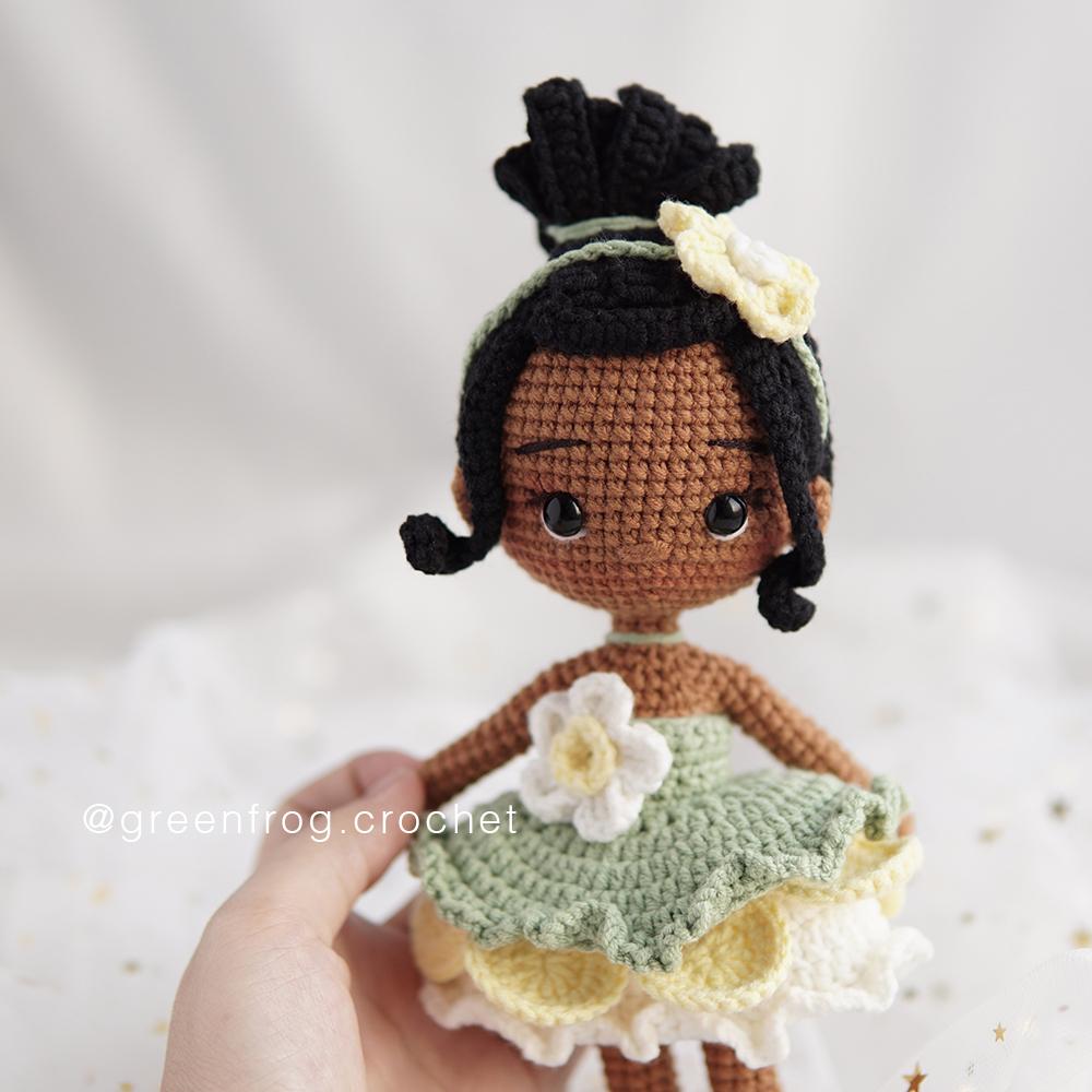 Amy the Amigurumi Doll - A Free Crochet-A-Long   Yarn wig ...   1000x1000