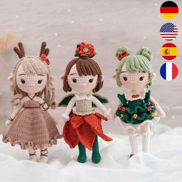 Christmas-elf-amigurumi-doll-pattern