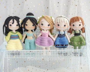 disney-princess-amigurumi-pattern
