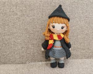 Hermione-amigurumi-pattern